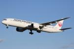 ドラパチさんが、成田国際空港で撮影した日本航空 787-9の航空フォト(写真)