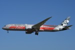 B747‐400さんが、成田国際空港で撮影したエティハド航空 787-9の航空フォト(写真)