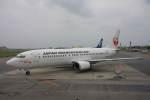 プルシアンブルーさんが、石垣空港で撮影した日本トランスオーシャン航空 737-4Q3の航空フォト(写真)