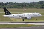 rjジジィさんが、デュッセルドルフ国際空港で撮影したクロアチア航空 A319-112の航空フォト(写真)