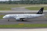 rjジジィさんが、デュッセルドルフ国際空港で撮影したルフトハンザドイツ航空 A320-211の航空フォト(写真)