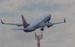 ひげじいさんが、庄内空港で撮影したチャイナエアライン 737-809の航空フォト(写真)
