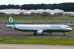 Kuuさんが、成田国際空港で撮影したエバー航空 A321-211の航空フォト(飛行機 写真・画像)