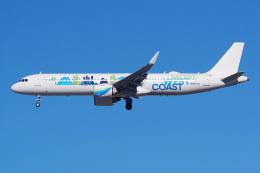PASSENGERさんが、ロサンゼルス国際空港で撮影したアラスカ航空 A321-253Nの航空フォト(写真)