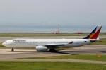 ハピネスさんが、関西国際空港で撮影したフィリピン航空 A330-343Xの航空フォト(写真)