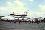 tassさんが、ル・ブールジェ空港で撮影したアントノフ・エアラインズ An-225 Mriyaの航空フォト(飛行機 写真・画像)