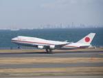 蒲田っ子さんが、羽田空港で撮影した航空自衛隊 747-47Cの航空フォト(写真)