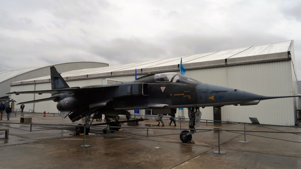 westtowerさんのフランス空軍 SEPECAT Jaguar (A1) 航空フォト