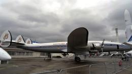 westtowerさんが、ル・ブールジェ空港で撮影したスーパーコンステレーション飛行協会 C-121C Super Constellation (L-1049F)の航空フォト(飛行機 写真・画像)