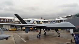 westtowerさんが、ル・ブールジェ空港で撮影したアメリカ空軍 MQ-9 Reaperの航空フォト(飛行機 写真・画像)