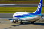 nueさんが、伊丹空港で撮影したANAウイングス 737-5L9の航空フォト(写真)
