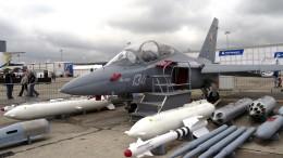 westtowerさんが、ル・ブールジェ空港で撮影したロシア空軍 Yak-130の航空フォト(飛行機 写真・画像)