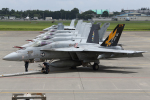 Talon.Kさんが、厚木飛行場で撮影したアメリカ海軍 F/A-18E Super Hornetの航空フォト(写真)