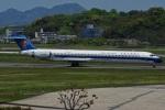 MOR1(新アカウント)さんが、福岡空港で撮影した中国南方航空 MD-90-30の航空フォト(写真)