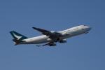 かずまっくすさんが、成田国際空港で撮影したキャセイパシフィック航空 747-467F/ER/SCDの航空フォト(写真)