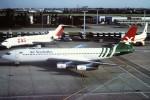 tassさんが、パリ オルリー空港で撮影したエアセイシェル 707-324Cの航空フォト(飛行機 写真・画像)