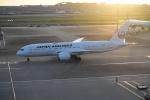 ハヤテBRさんが、羽田空港で撮影した日本航空 787-8 Dreamlinerの航空フォト(写真)