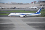 ハヤテBRさんが、羽田空港で撮影した全日空 787-9の航空フォト(写真)
