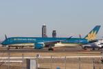speedbirdさんが、成田国際空港で撮影したベトナム航空 A350-941XWBの航空フォト(写真)