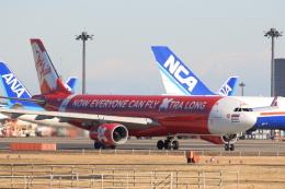 speedbirdさんが、成田国際空港で撮影したタイ・エアアジア・エックス A330-343Eの航空フォト(飛行機 写真・画像)