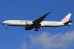 speedbirdさんが、成田国際空港で撮影したチャイナエアライン 777-309/ERの航空フォト(写真)