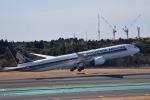 flying-dutchmanさんが、成田国際空港で撮影したシンガポール航空 787-10の航空フォト(写真)