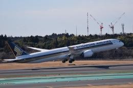 flying-dutchmanさんが、成田国際空港で撮影したシンガポール航空 787-10の航空フォト(飛行機 写真・画像)