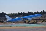 flying-dutchmanさんが、成田国際空港で撮影したKLMオランダ航空 777-206/ERの航空フォト(写真)