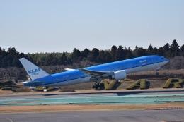 flying-dutchmanさんが、成田国際空港で撮影したKLMオランダ航空 777-206/ERの航空フォト(飛行機 写真・画像)
