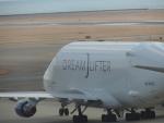 mori15moriさんが、中部国際空港で撮影したボーイング 747-4J6(LCF) Dreamlifterの航空フォト(写真)