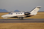 apphgさんが、静岡空港で撮影した岡山航空 510 Citation Mustangの航空フォト(写真)