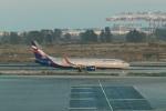 pringlesさんが、バルセロナ空港で撮影したアエロフロート・ロシア航空 737-8LJの航空フォト(写真)