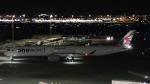 Yasuhiro Takeuchiさんが、羽田空港で撮影したカタール航空 A350-1041の航空フォト(写真)