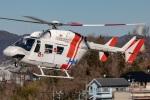 まんぼ しりうすさんが、岐阜基地で撮影したセントラルヘリコプターサービス BK117C-1の航空フォト(写真)