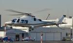 Soraya_Projectさんが、東京ヘリポートで撮影したノエビア AW109SP GrandNewの航空フォト(写真)