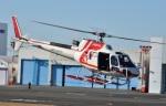 Soraya_Projectさんが、東京ヘリポートで撮影した朝日航洋 AS350B3 Ecureuilの航空フォト(写真)