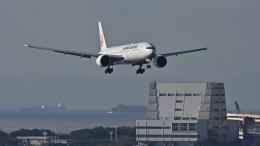 オキシドールさんが、羽田空港で撮影した日本航空 777-346/ERの航空フォト(飛行機 写真・画像)
