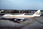 tassさんが、パリ オルリー空港で撮影したカメルーン・エアラインズ 747-2H7BMの航空フォト(写真)