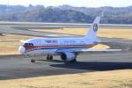 ピーチさんが、岡山空港で撮影した中国東方航空 A319-115の航空フォト(写真)