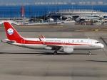 SK51Aさんが、関西国際空港で撮影した四川航空 A320-214の航空フォト(写真)