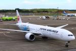Kuuさんが、成田国際空港で撮影した日本航空 777-346/ERの航空フォト(写真)