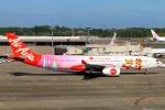 Kuuさんが、成田国際空港で撮影したタイ・エアアジア・エックス A330-343Xの航空フォト(飛行機 写真・画像)