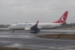pringlesさんが、アタテュルク国際空港で撮影したターキッシュ・エアラインズ 737-8F2の航空フォト(写真)