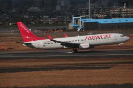 M.Ochiaiさんが、宮崎空港で撮影したイースター航空 737-8BKの航空フォト(写真)
