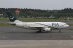rjジジィさんが、成田国際空港で撮影したパキスタン国際航空 A310-324/ETの航空フォト(写真)