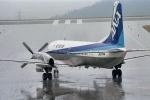 LEVEL789さんが、岡山空港で撮影した全日空 YS-11A-500の航空フォト(写真)