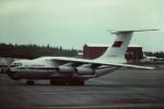tassさんが、テッドスティーブンズ・アンカレッジ国際空港で撮影したアエロフロート・ロシア航空 Il-76TDの航空フォト(写真)