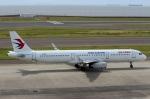 ハピネスさんが、中部国際空港で撮影した中国東方航空 A321-231の航空フォト(飛行機 写真・画像)