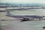 tassさんが、パリ オルリー空港で撮影したエジプト航空 DC-8-62の航空フォト(飛行機 写真・画像)