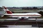 tassさんが、パリ オルリー空港で撮影したモーリシャス航空 747SP-44の航空フォト(飛行機 写真・画像)